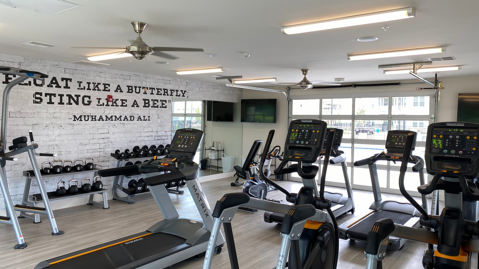Authentix Quincy Street  24 Hour Fitness Center