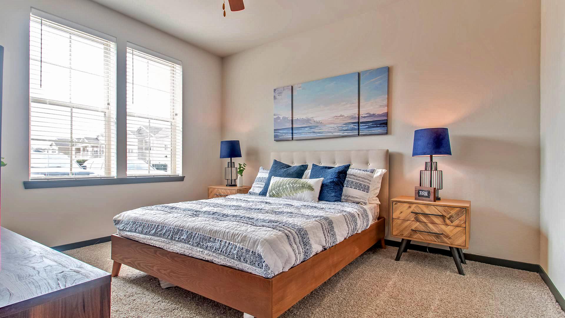 Authentix Quincy Street Bedroom